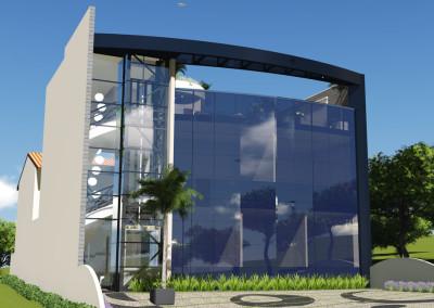 Projeto Comercial Park Office