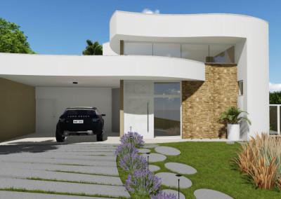 Projeto Residencial ARV8