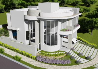 Projeto Residencial AR17