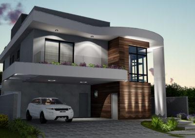 Projeto Residencial XA18