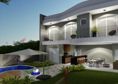 Projeto Residencial GS15