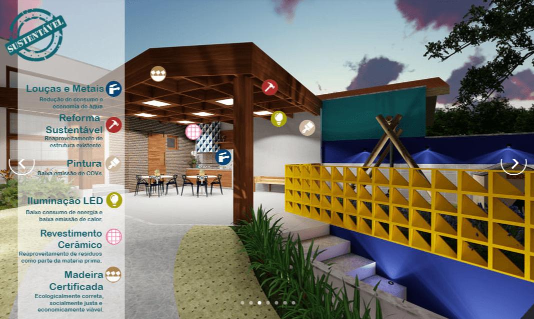 casas inteligentes projeto arquitetônico