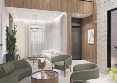 Projeto Interiores Pellegrinelli – Campinas