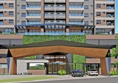 Projeto Multifamiliar Villa Tenis – Itapira